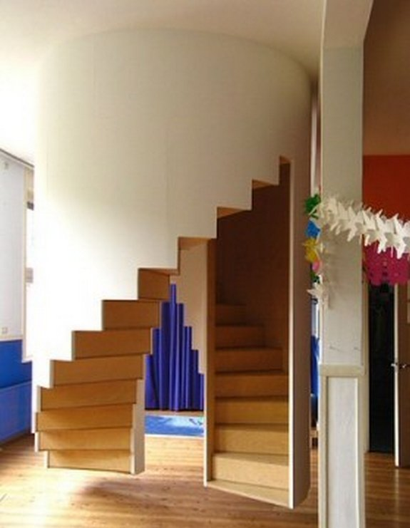 amazing staircases to heaven