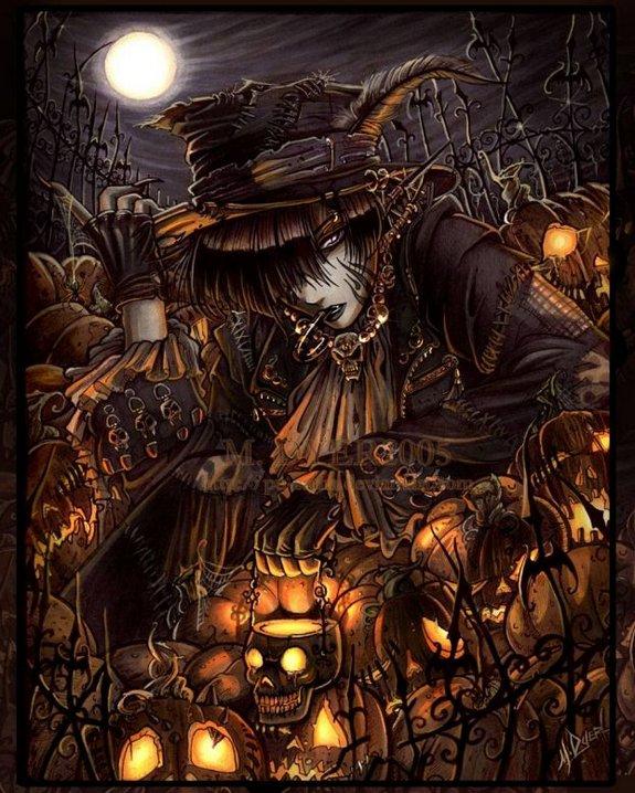 halloween art 06 in Awesome Halloween Art