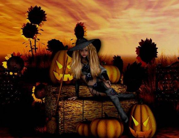 halloween art 32 in Awesome Halloween Art