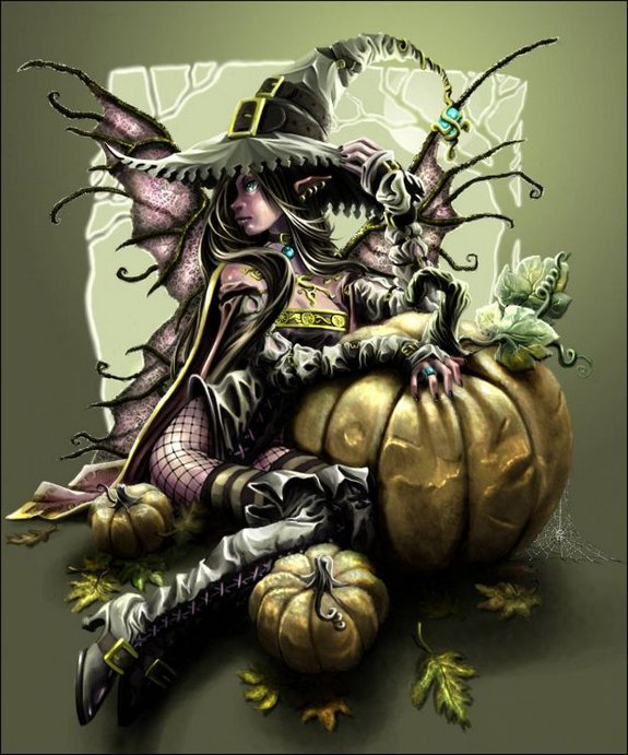halloween art 33 in Awesome Halloween Art