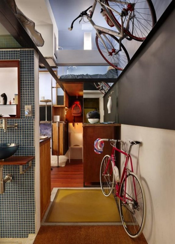smallest apartment ever 05 in 182 Square Foot Apartment Design