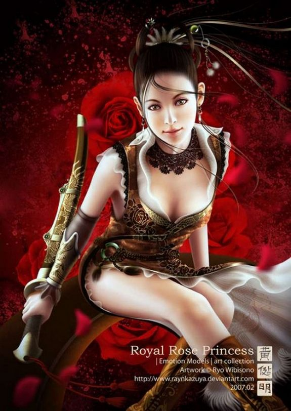 15 attractive illustrations by mario wibisono 05 in 11 Attractive Illustrations by Mario Vibisono