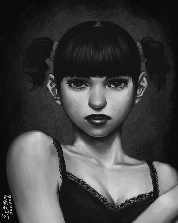attractive female cartoon characters 17 in Very Attractive Female Cartoon Characters by Amber Chen