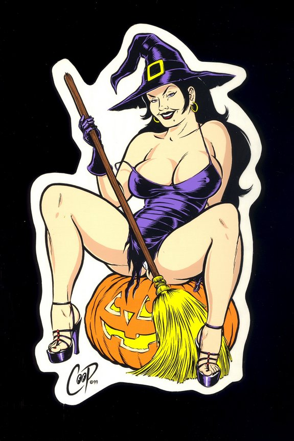 cartoon witches for adults 08 in Cartoon Witches for Adults