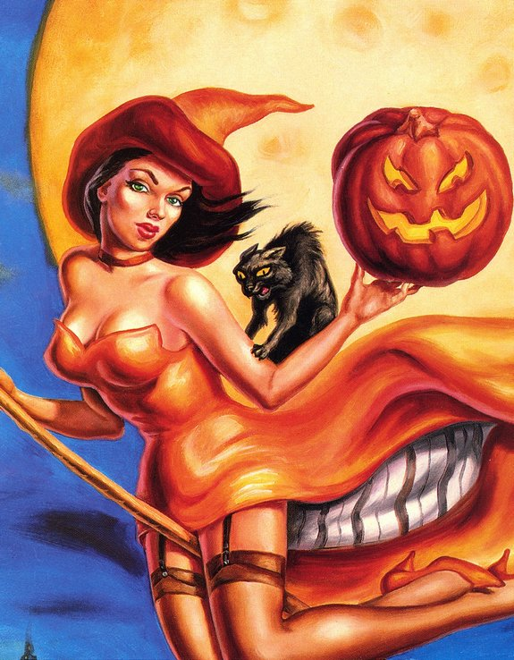 cartoon witches for adults 11 in Cartoon Witches for Adults