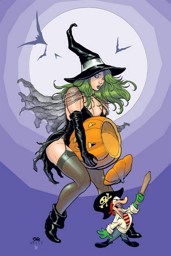 cartoon witches for adults 12 in Cartoon Witches for Adults