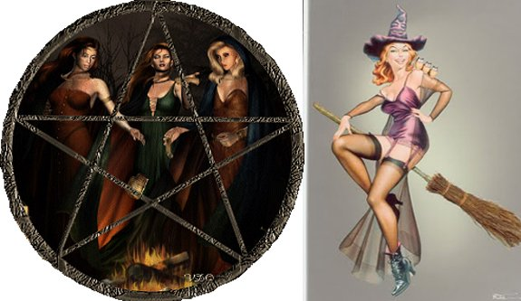 cartoon witches for adults 23 in Cartoon Witches for Adults