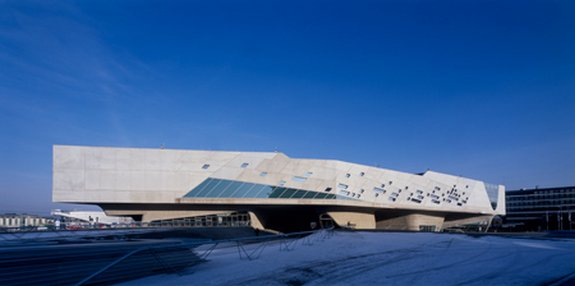 hadid 03 in Worlds Best Female Architect   Zaha Hadid
