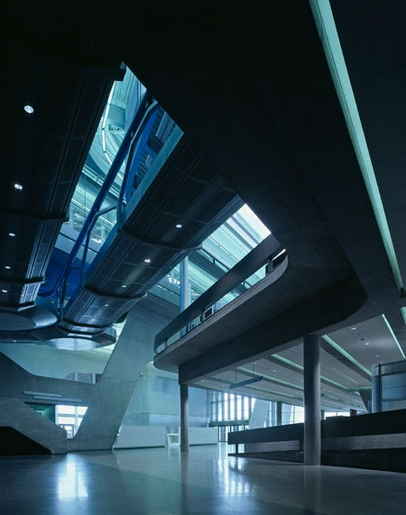 hadid 05 in Worlds Best Female Architect   Zaha Hadid