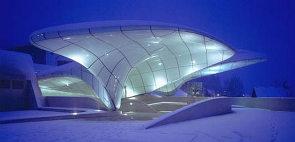 hadid 15 in Worlds Best Female Architect   Zaha Hadid