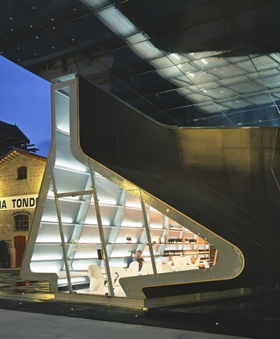 hadid 18 in Worlds Best Female Architect   Zaha Hadid