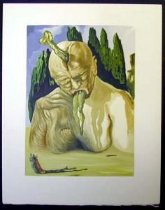 Salvador Dali's Divine Comedy – Inferno