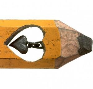 Pencil Tip Micro Sculptures By Dalton Ghetti