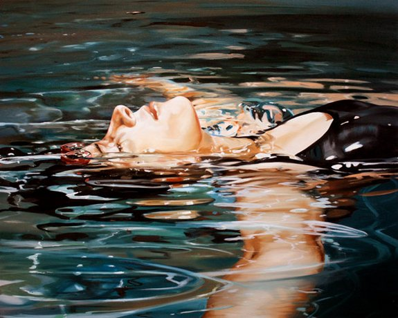 summer paintings by eric zener 05 in Incredibly Realistic Summer Paintings   Eric Zener