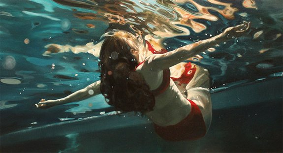 summer paintings by eric zener 06 in Incredibly Realistic Summer Paintings   Eric Zener