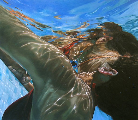 summer paintings by eric zener 08 in Incredibly Realistic Summer Paintings   Eric Zener