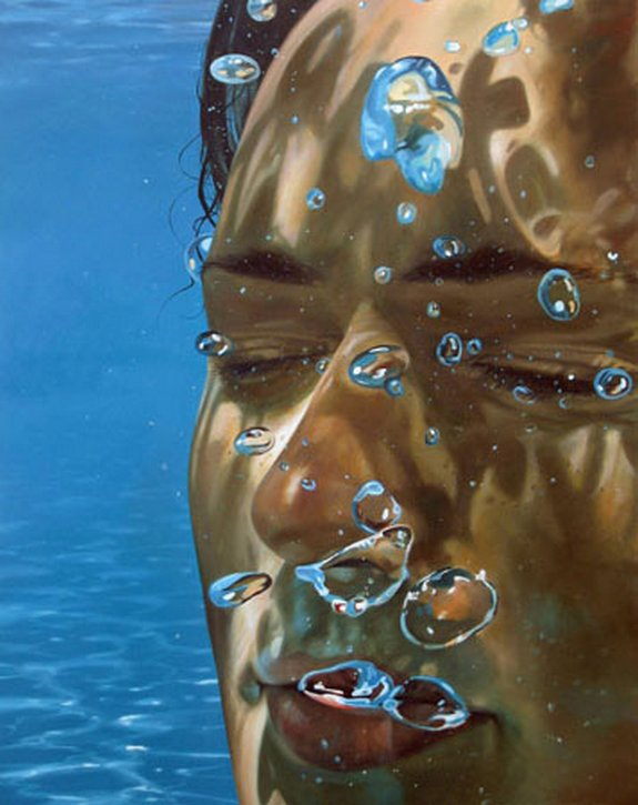 summer paintings by eric zener 09 in Incredibly Realistic Summer Paintings   Eric Zener