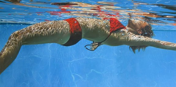 summer paintings by eric zener 10 in Incredibly Realistic Summer Paintings   Eric Zener