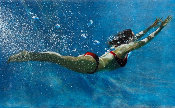 summer paintings by eric zener 11 in Incredibly Realistic Summer Paintings   Eric Zener