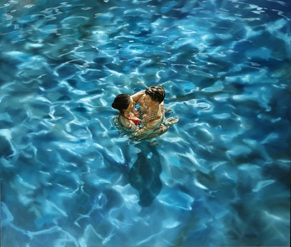summer paintings by eric zener 14 in Incredibly Realistic Summer Paintings   Eric Zener