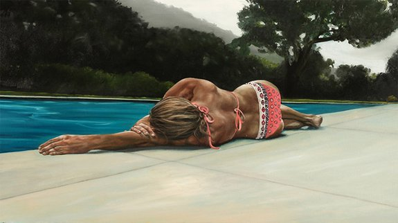 summer paintings by eric zener 15 in Incredibly Realistic Summer Paintings   Eric Zener