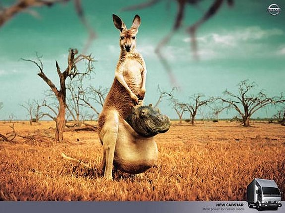 creative advertisements 21 in 40 Most Creative Advertisements You Have Ever Seen