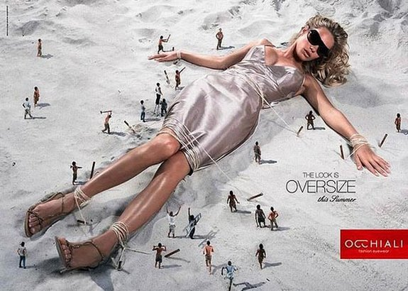 creative advertisements 23 in 40 Most Creative Advertisements You Have Ever Seen