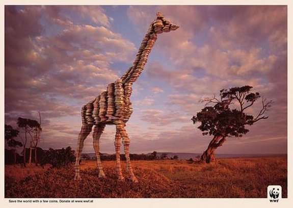 creative advertisements 40 in 40 Most Creative Advertisements You Have Ever Seen