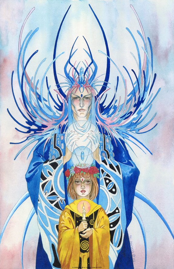 distant soil art 04 in Amazing Distant Soil Novel Art