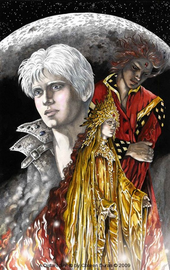 distant soil art 08 in Amazing Distant Soil Novel Art