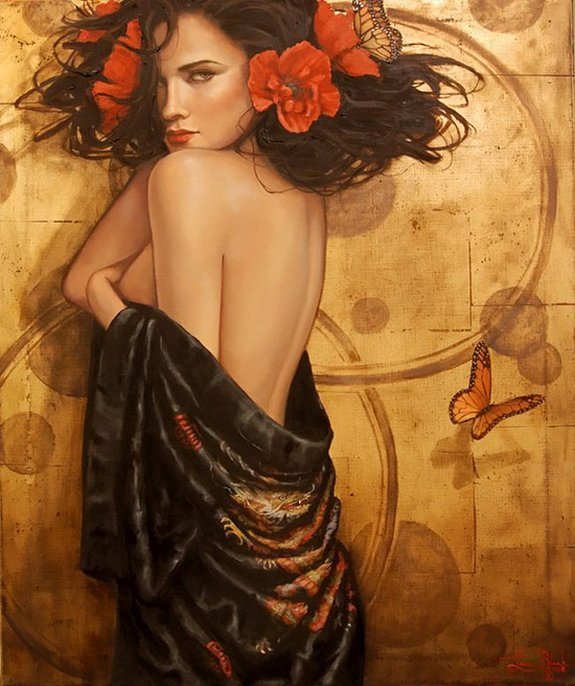 figurative paintings 03 in Figurative Paintings by Lauri Blank 
