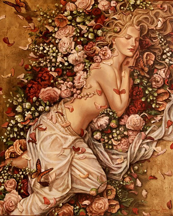 figurative paintings 04 in Figurative Paintings by Lauri Blank
