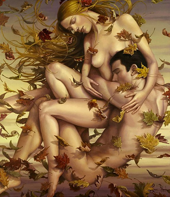 figurative paintings 10 in Figurative Paintings by Lauri Blank 