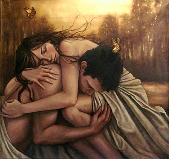 figurative paintings 12 in Figurative Paintings by Lauri Blank