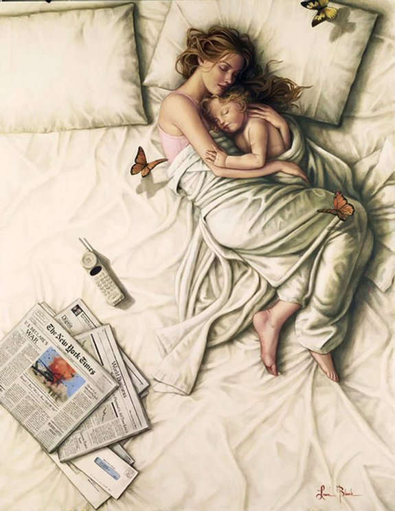 figurative paintings 18 in Figurative Paintings by Lauri Blank