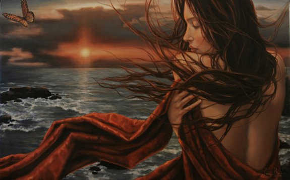 figurative paintings 19 in Figurative Paintings by Lauri Blank