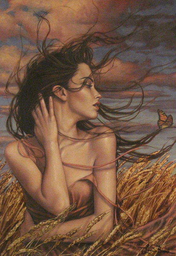 figurative paintings 20 in Figurative Paintings by Lauri Blank