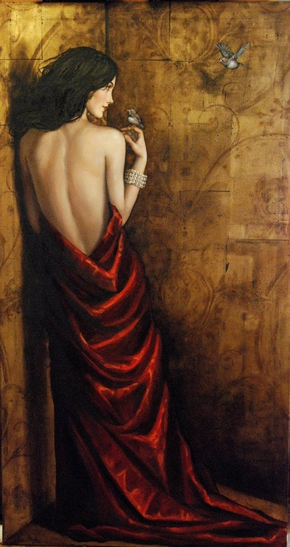 figurative paintings 22 in Figurative Paintings by Lauri Blank