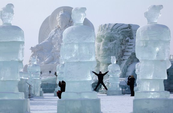 harbin ice festival 11 in Harbin Ice and Snow Sculpture Festival