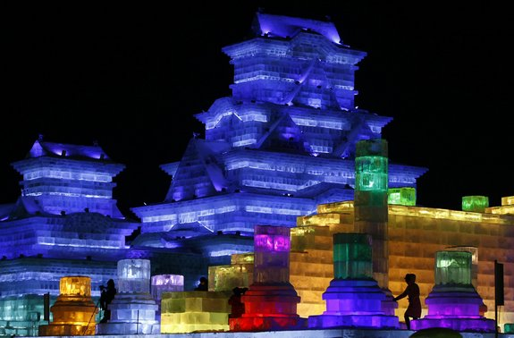 harbin ice festival 13 in Harbin Ice and Snow Sculpture Festival