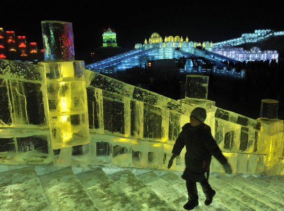 harbin ice festival 18 in Harbin Ice and Snow Sculpture Festival