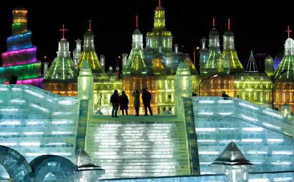 harbin ice festival 20 in Harbin Ice and Snow Sculpture Festival