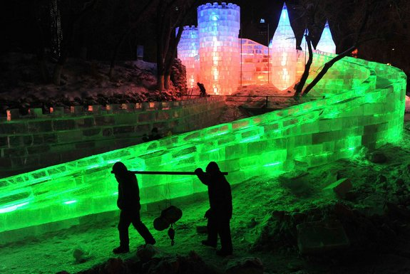 harbin ice festival 21 in Harbin Ice and Snow Sculpture Festival