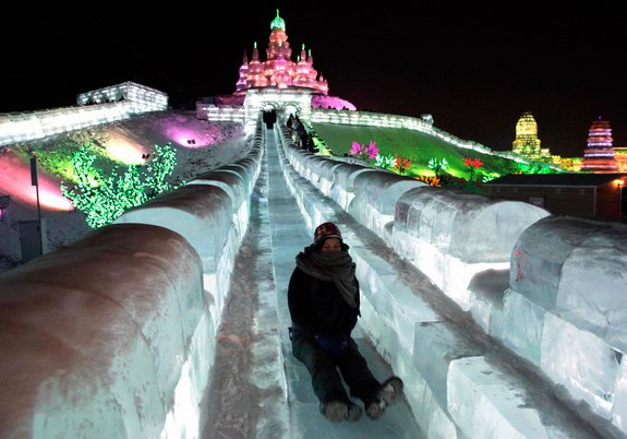 harbin ice festival 23 in Harbin Ice and Snow Sculpture Festival