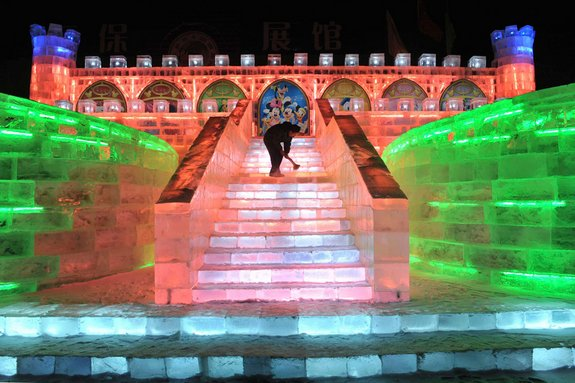 harbin ice festival 25 in Harbin Ice and Snow Sculpture Festival
