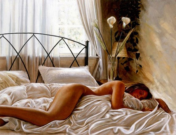 rob hefferan 13 in Essence of Women in Paintings of Rob Hefferan 