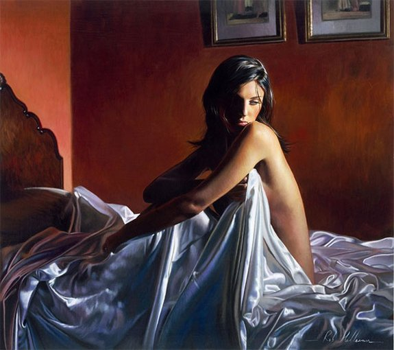 rob hefferan 16 in Essence of Women in Paintings of Rob Hefferan 