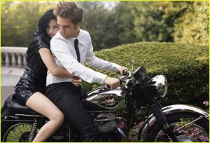 Love Story – Robert Pattinson and Kristen Stewart