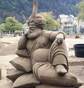 Amazing Sand World