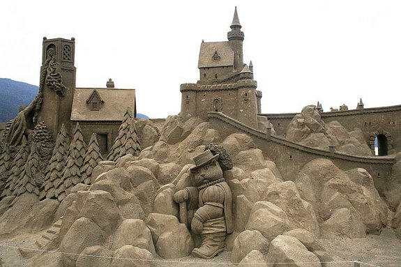 sand castles 20 in Amazing Sand World